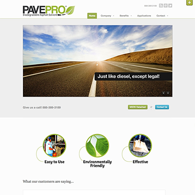 pavepro_site_screenshot