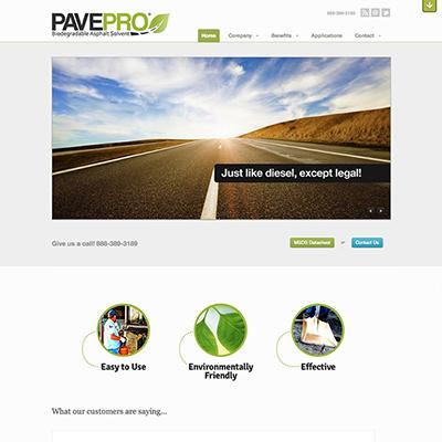 pavepro_site_screenshot