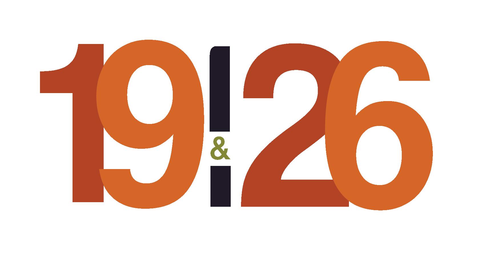 Robert Daigle Nineteen Amp Twentysix Logo