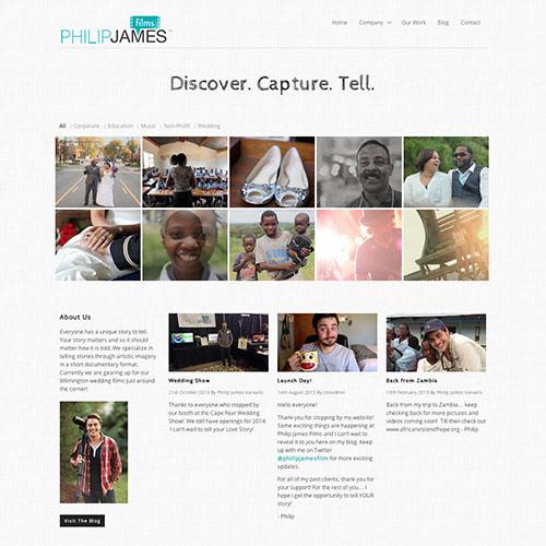 Philip James Films